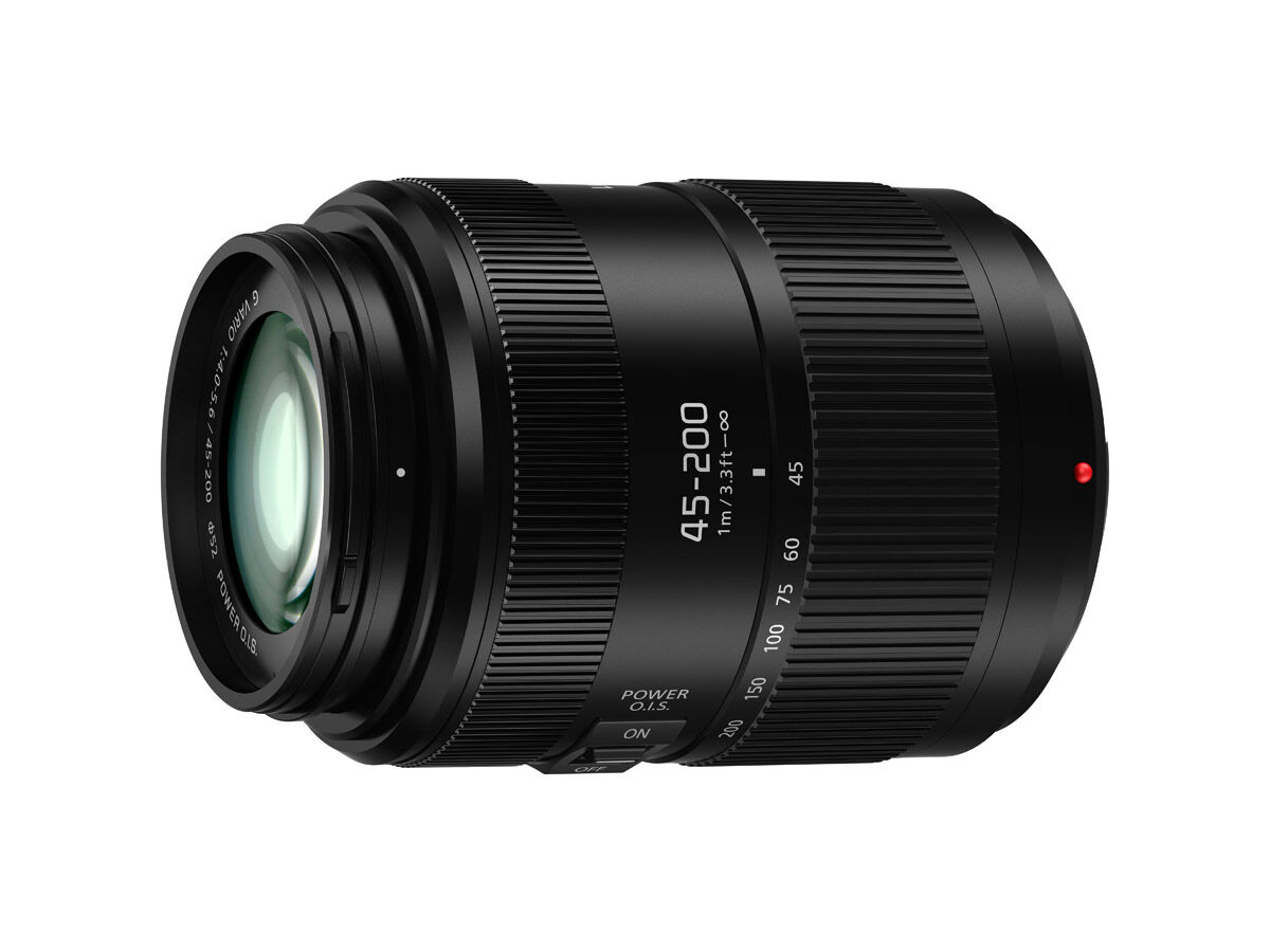 Panasonic Lumix G Vario 45-200mm f/4.0-5.6 II OIS