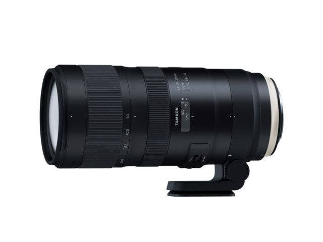 Tamron SP 70-200mm f/2,8 Di VC USD G2 til Canon
