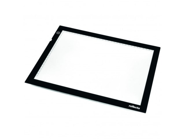 Reflecta Lysbord A4 super slim