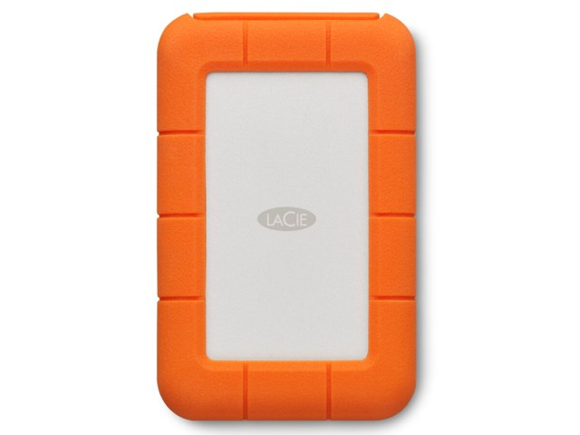 LaCie Rugged Thunderbolt USB-C 3.1 4TB