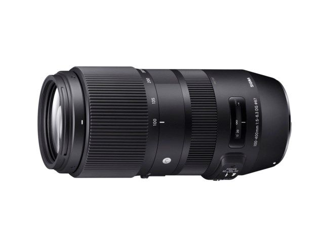 Sigma 100-400mm f/5-6,3 DG OS HSM Contemporary til Canon