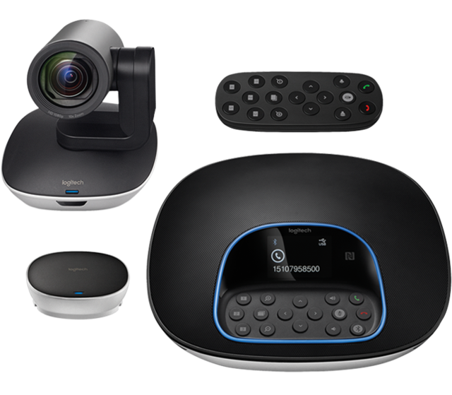 Logitech Group conference cam