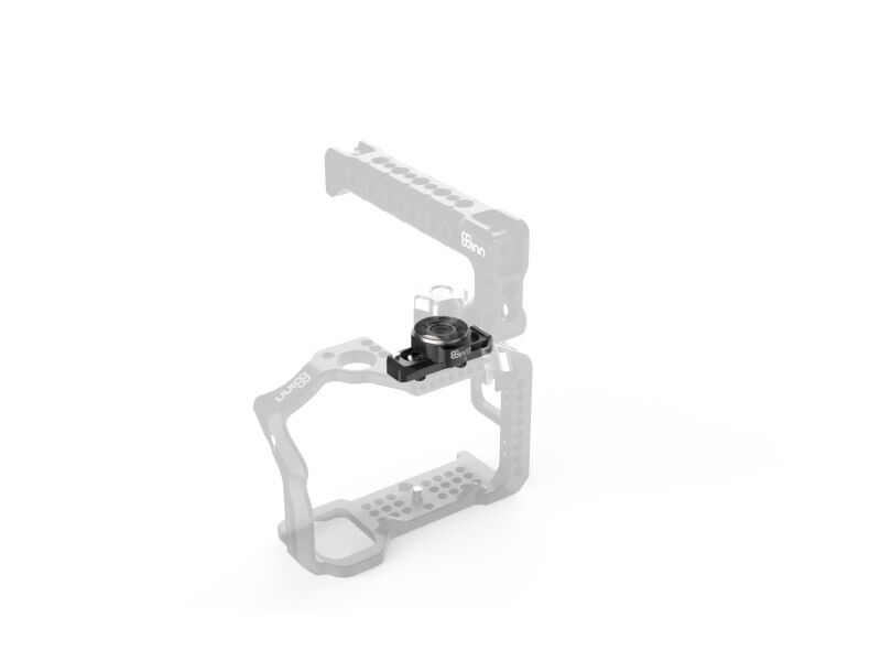8Sinn Arri Nato rosette mount - safety Nato rail