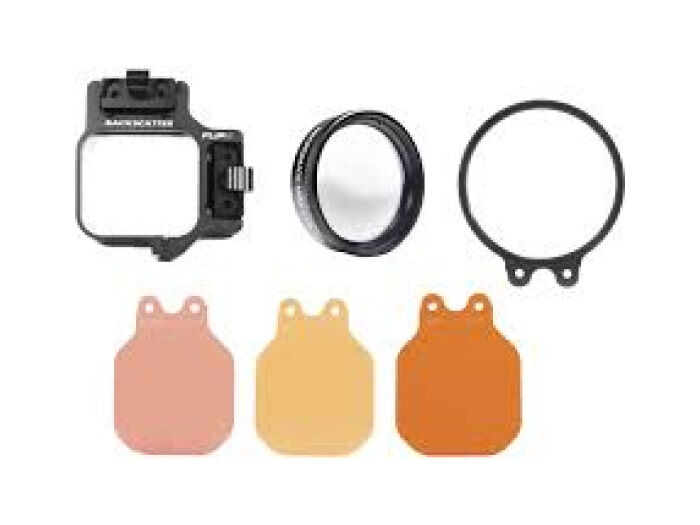 Backscatter Flip5 Pro Filter kit til GoPro Hero 3/3+/4/5