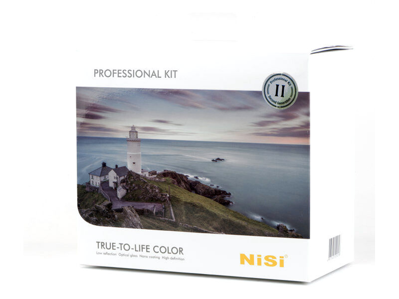 NiSi 100 mm Professional II kit