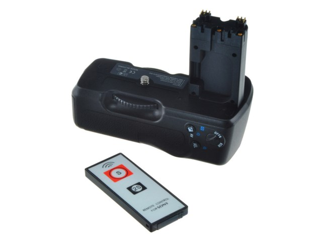 Jupio Batterigrep VG-B50AM til Sony A550/A500/A580