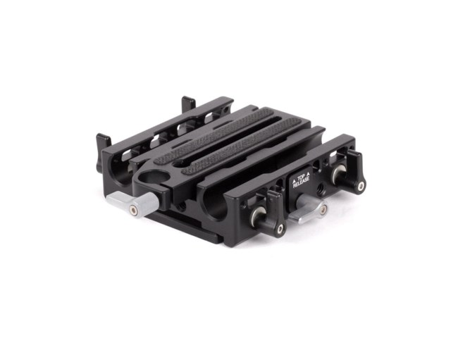 Wooden Camera Unified baseplate til Sony FS7/Canon C100mkII/C100/C300/C500