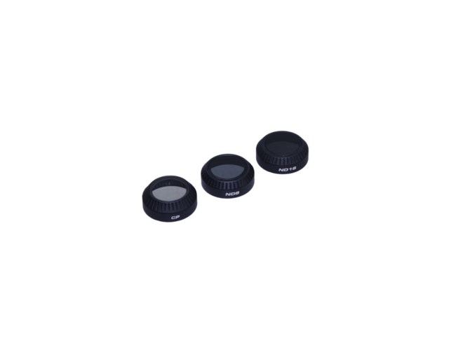 Polar Pro Filter 3-pack (CP/ND8/ND16) til Mavic