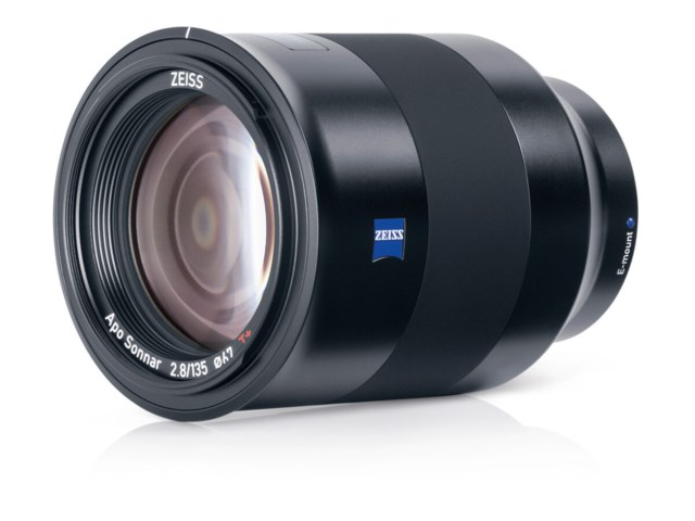 Zeiss Batis 135mm f/2,8 til Sony FE