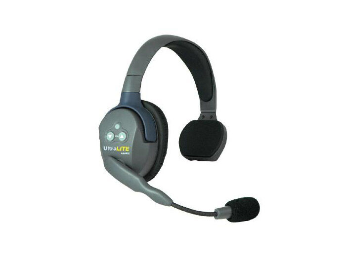 Eartec Headset UltraLITE single ear (3 stk headset)