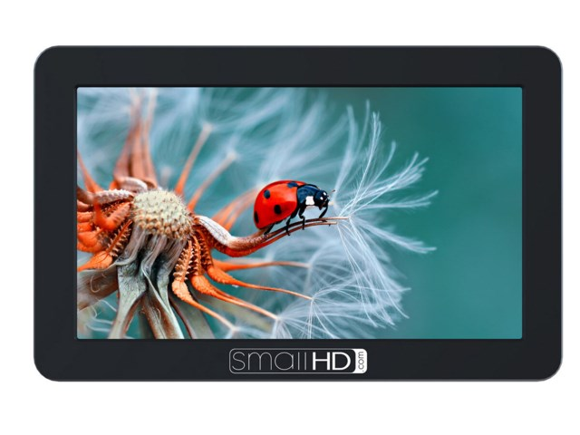 "Small HD LCD-monitor 5"" Focus"