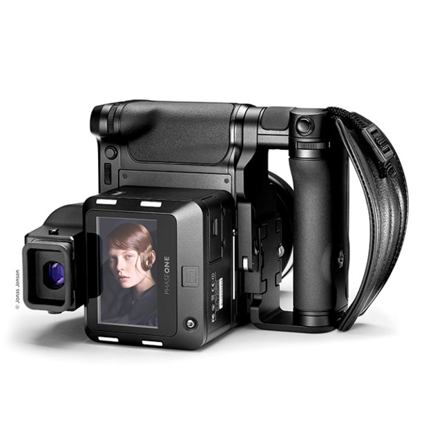 Phase One XF V Grip