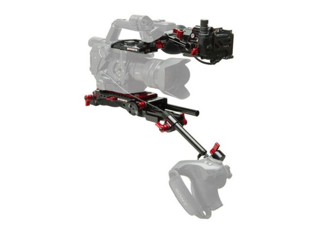 Zacuto FS5 Recoil v2 med Z-Finder, Z-S5ZR-V2
