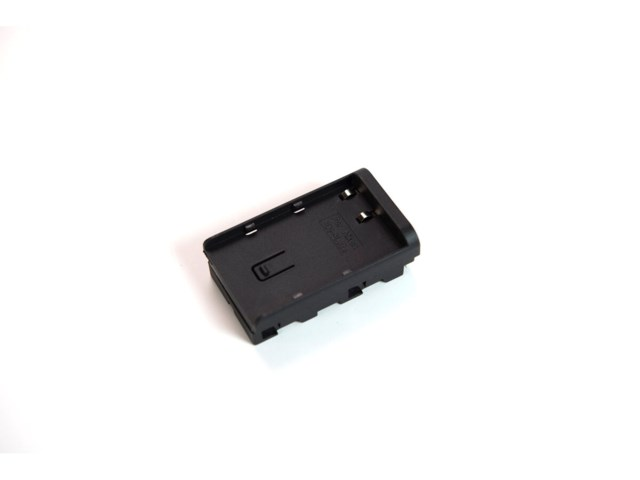 LedGo Adapterplate LG-3EA for Nikon EN-EL3 batterier