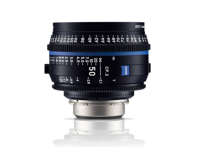Zeiss Compact Prime CP.3 50mm Sony E-mount