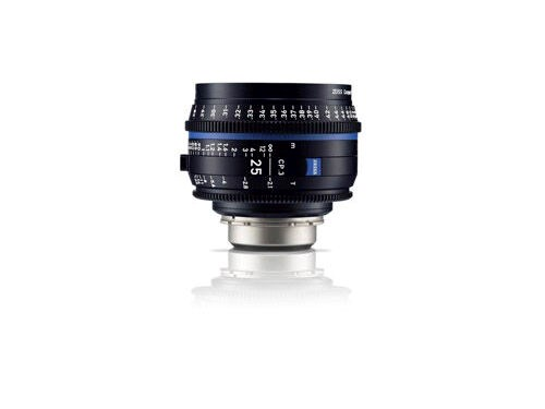 Zeiss Compact Prime CP.3 28mm T2.1 Micro 4/3-mount