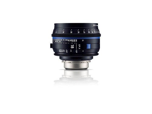 Zeiss Compact Prime CP.3 15mm T2.9 Micro 4/3-mount