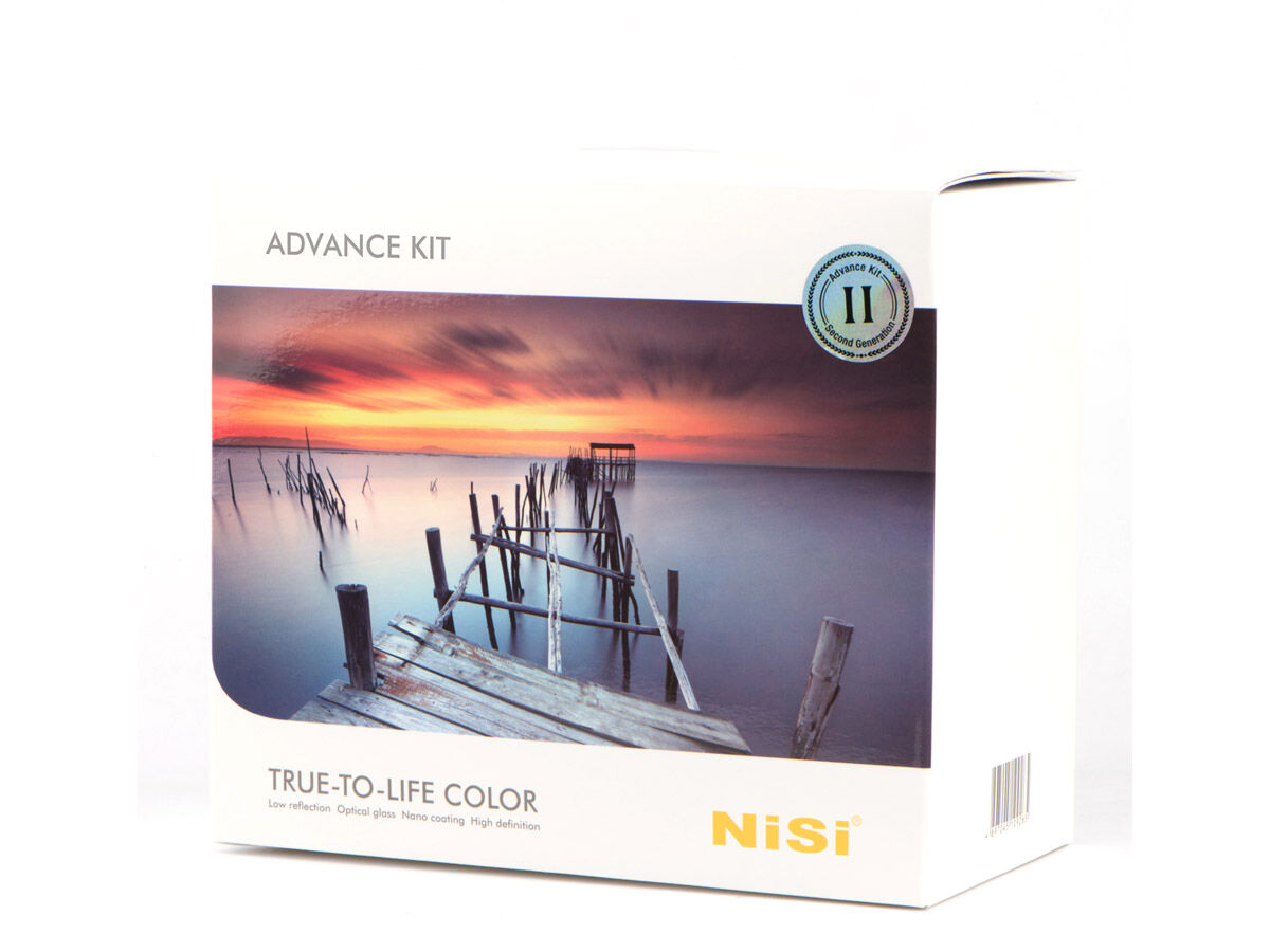 NiSi 100 mm Advanced II kit