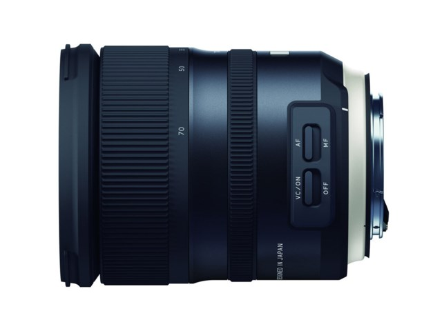 Tamron SP 24-70mm f/2,8 Di VC USD G2 til Nikon
