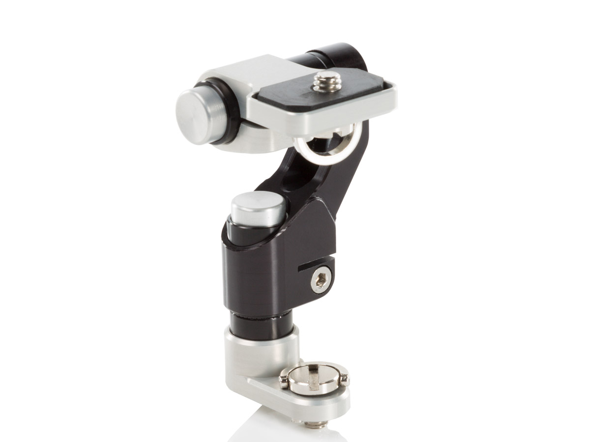 Shape 2 Axis push button arm