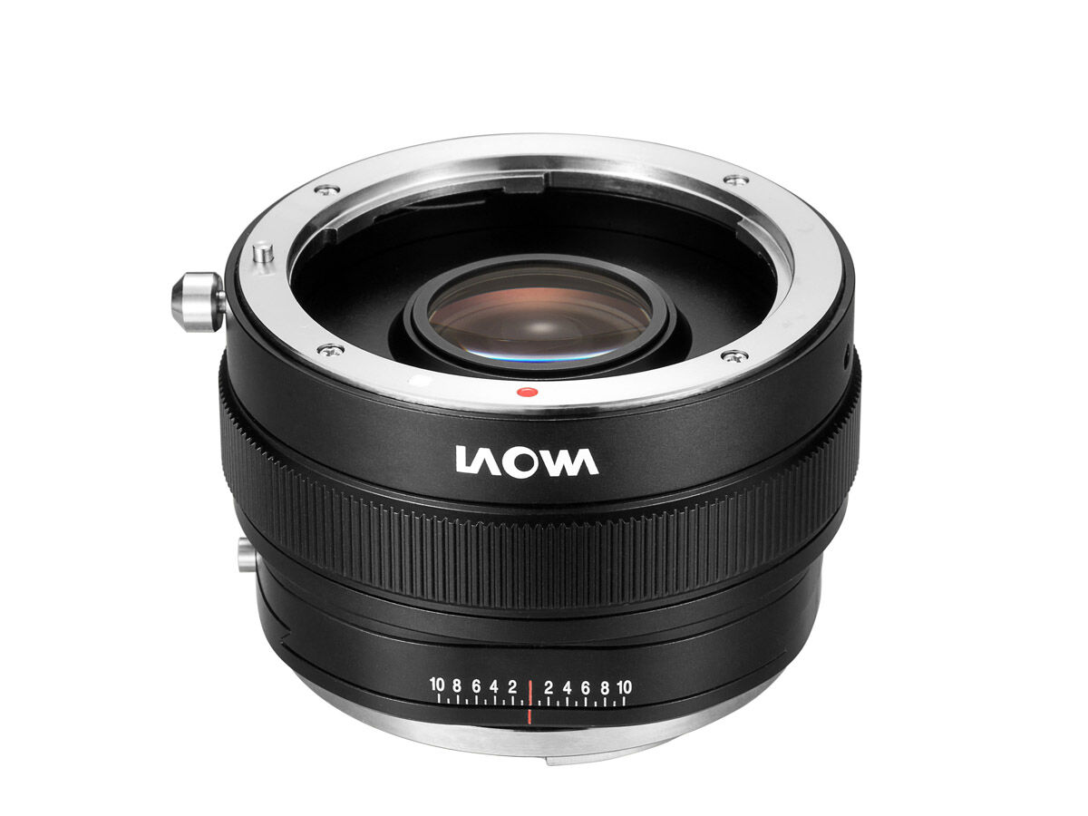 Laowa Magic shift converter til Canon EF / Sony FE