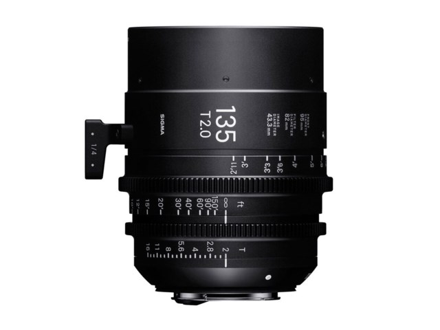 Sigma CINE 135mm T2 FF Sony E-mount