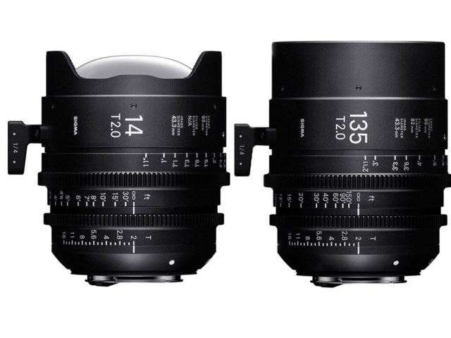 Sigma Two Prime Lenses kit Sony E-mount