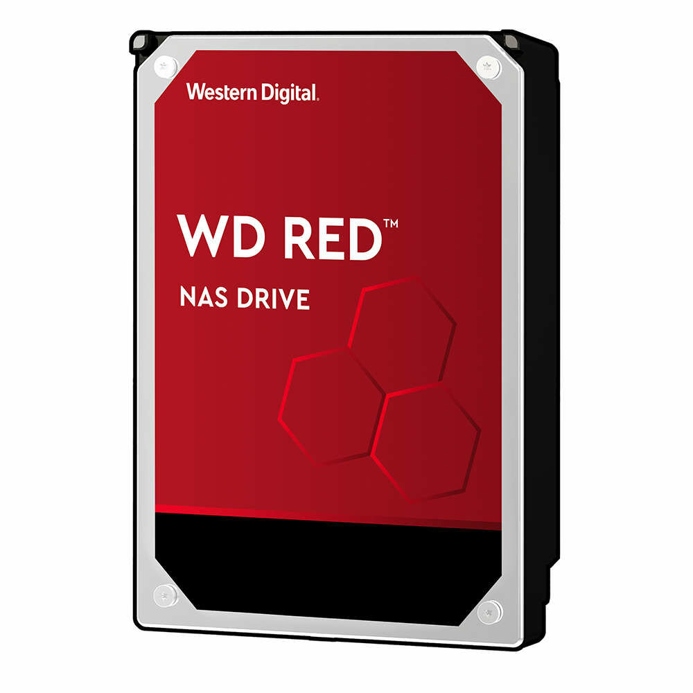 "Western Digital Red NAS 6TB 3,5"" Intern"