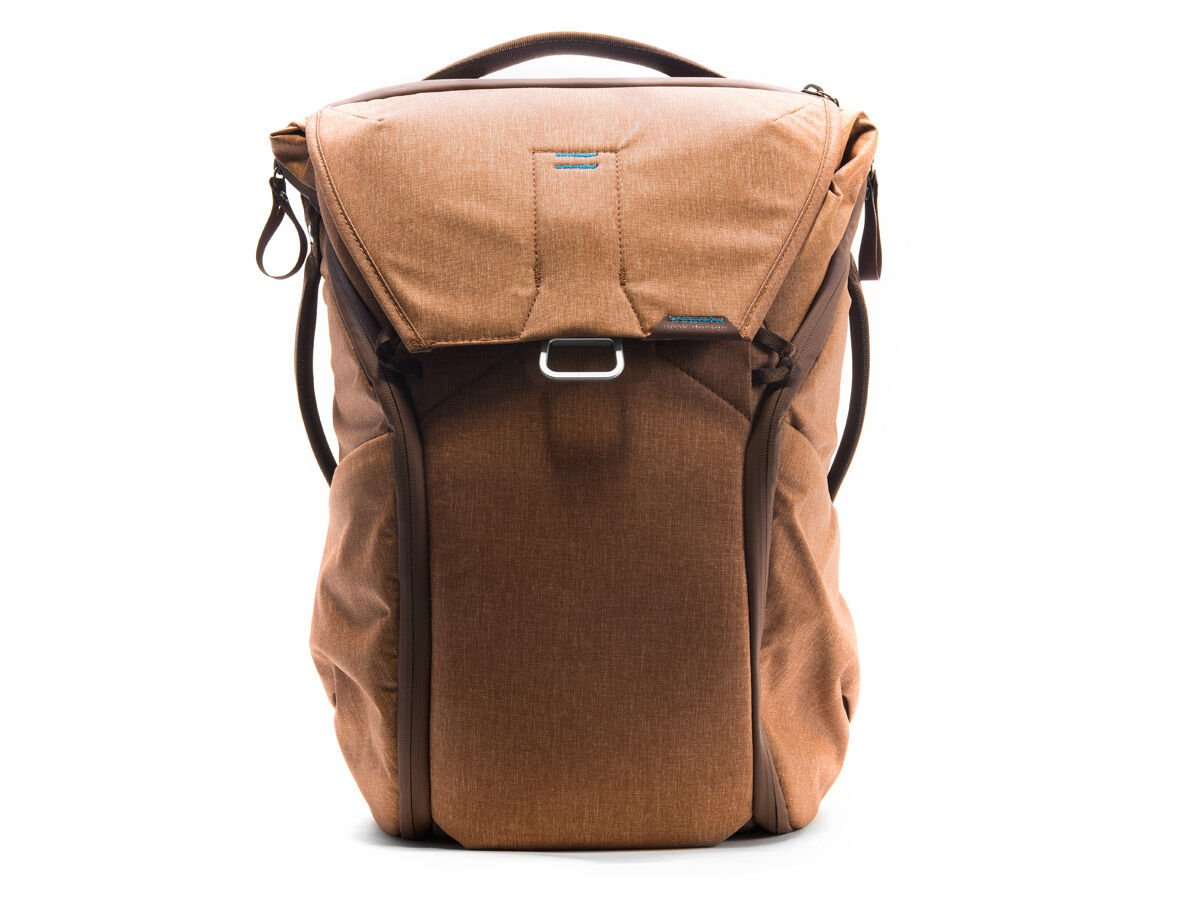 Peak Design Kameraryggsekk Everyday Backpack 20L Tan