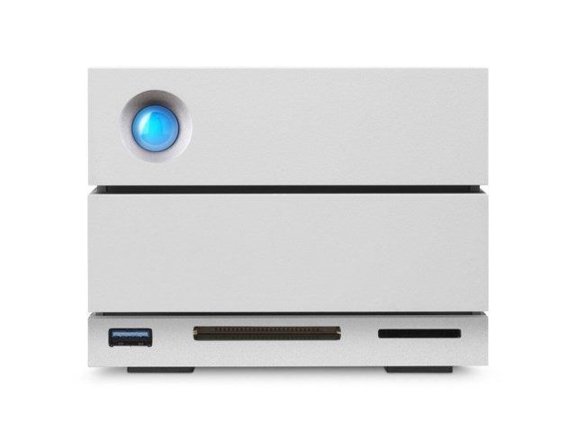 LaCie 2big Thunderbolt3 12TB Dock USB 3.0