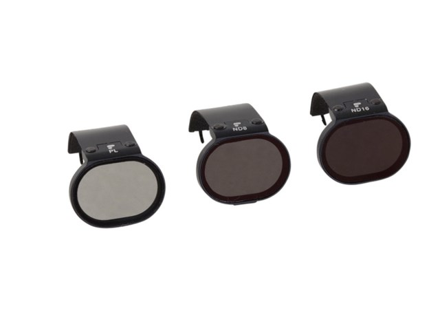Polar Pro Filter 3-pack  (PL/ND8/ND16) til Spark