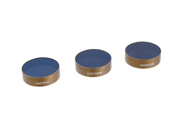 Polar Pro Cinema series Exposure Collection filter 3-pack