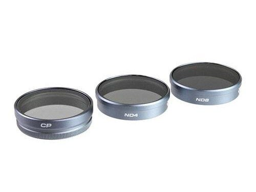 Polar Pro Filter 3-pack (PL/ND4/ND8) til Phantom 4