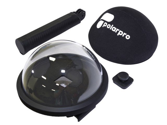 Polar Pro FiftyFifty over/under dome til GoPro Hero 5/6