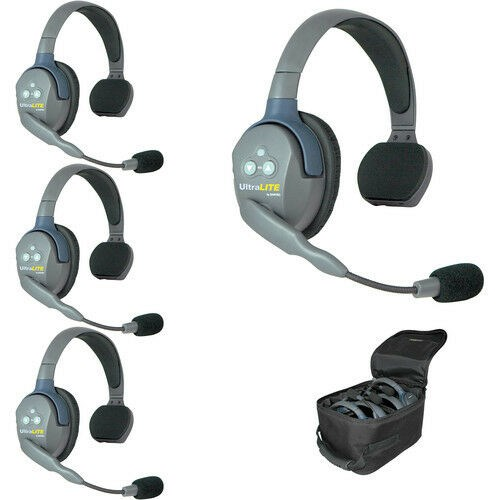 Eartec Ultralite 4 Single Ear Headset