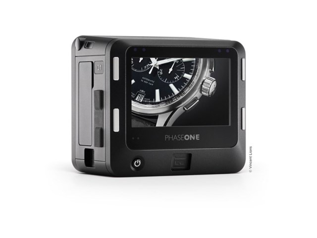 Phase One CPO - Digitalbakstykke IQ1 100Mp till Hasselblad H