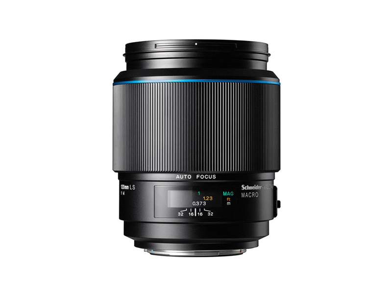 Phase One CPO - AF 120mm f/4,0 LS Macro Schneider Blue Ring