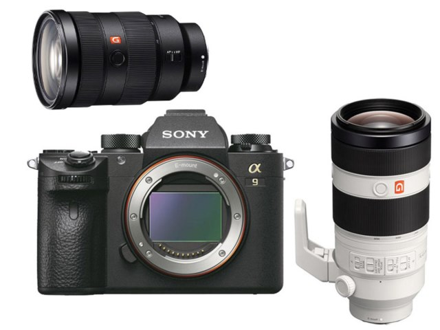 Sony A9 + FE 24-70mm f/2,8 GM + FE 100-400mm f/4,5-5,6