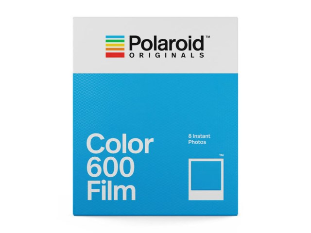 Polaroid Color 600 film til  600 / I-type kameraer