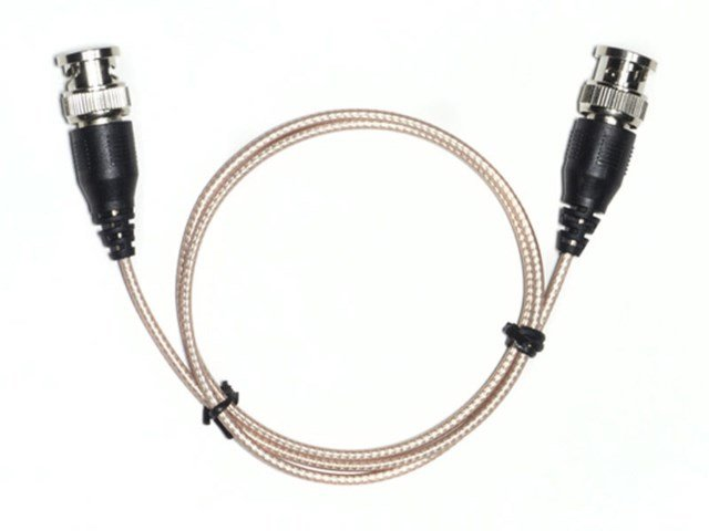 Small HD SDI-kabel 60cm ekstra tynn
