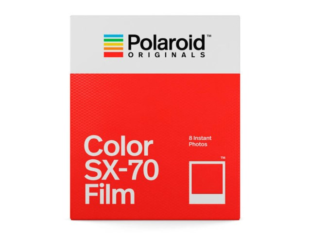 Polaroid Film Color SX-70