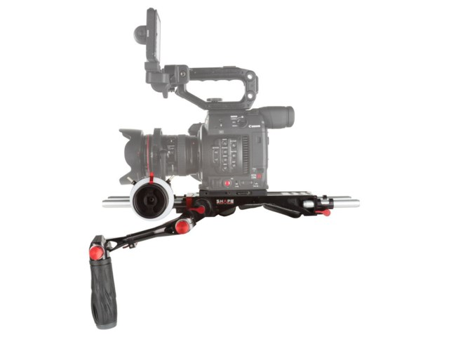 Shape Bundle rig follow focus pro til Canon C200