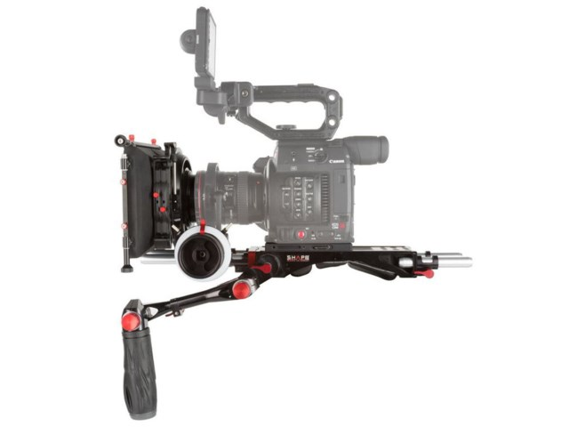 Shape Baseplate follow focus matte box kit til Canon