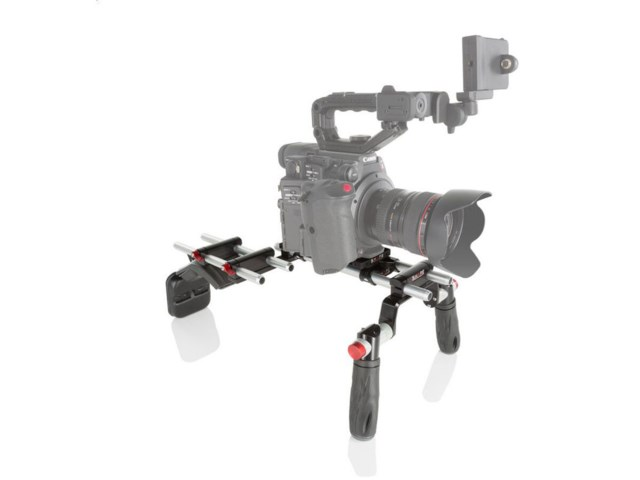 Shape Offset shoulder mount til Canon C200