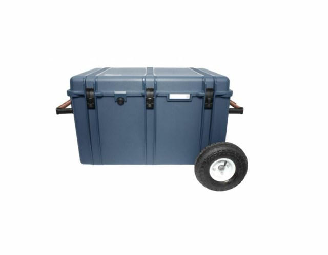 PortaBrace Hard case Off-Road Extreme Wheels, Tackle Box