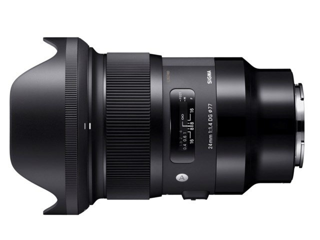 Sigma 24mm f/1,4 DG HSM Art til Sony FE