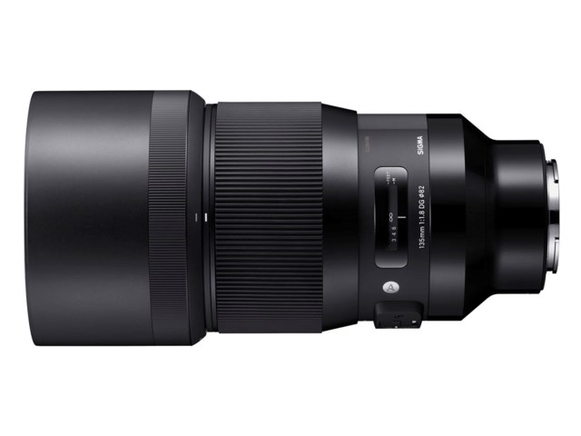 Sigma 135mm f/1,8 DG HSM Art til Sony FE
