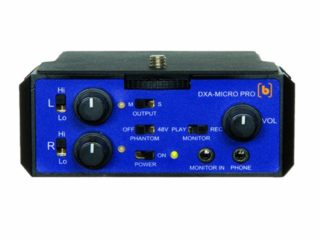 Beachtek DXA-MICRO PRO Two-channel active adapter
