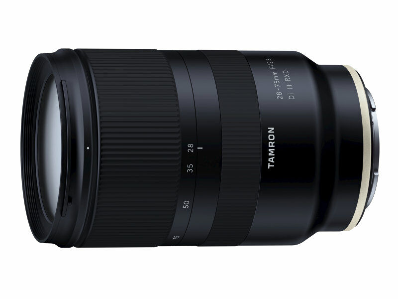 Tamron 28-75mm f/2,8 Di III RXD til Sony E