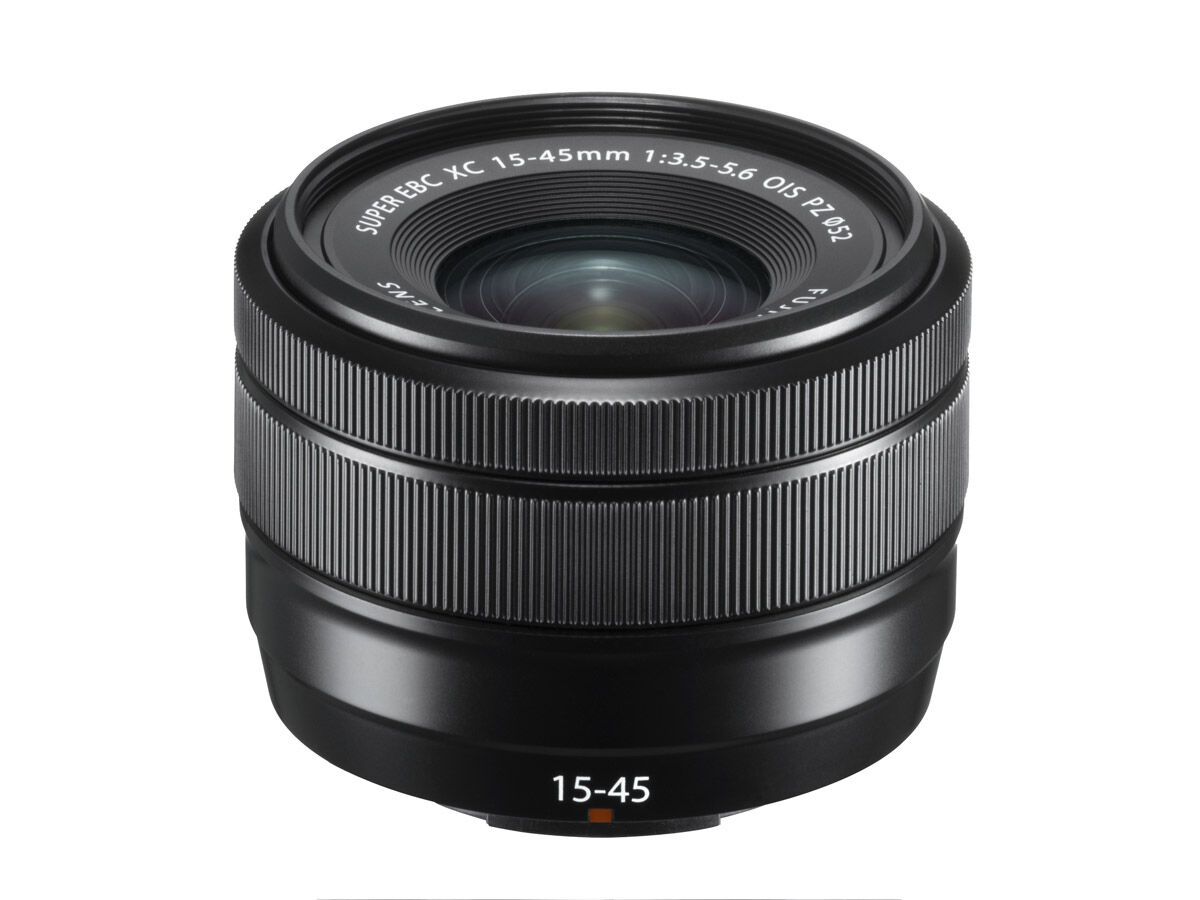Fujinon XC 15-45mm /f3,5-5,6 OIS PZ-X-mount Black